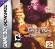 Contra Advance - The Alien Wars EX (Game Boy Advance (GSF))
