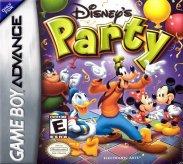 Disney's Party (Game Boy Advance (GSF))