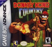 Donkey Kong Country (Game Boy Advance (GSF))