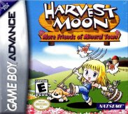 Harvest Moon - More Friends of Mineral Town (Game Boy Advance (GSF))