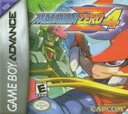 Mega Man Zero 4 (Game Boy Advance (GSF))