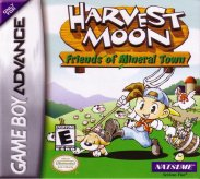 Harvest Moon - Friends of Mineral Town (Game Boy Advance (GSF))