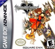 Kingdom Hearts - Chain of Memories (Game Boy Advance (GSF))