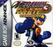 Mega Man Battle Network 3 White (Game Boy Advance (GSF))