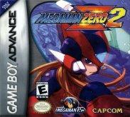 Mega Man Zero 2 (Game Boy Advance (GSF))