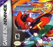 Mega Man Zero 3 (Game Boy Advance (GSF))