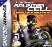 Splinter Cell - Pandora Tomorrow (Game Boy Advance (GSF))