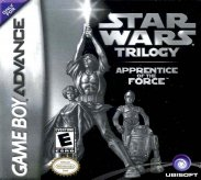 Star Wars Trilogy - Apprentice of the Force (Game Boy Advance (GSF))