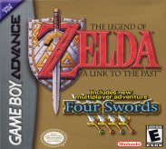 Legend of Zelda, The - A Link to the Past (Game Boy Advance (GSF))