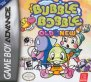 Bubble Bobble - Old & New (Game Boy Advance (GSF))