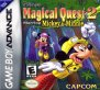 Magical Quest 2 Starring Mickey and Minnie (Game Boy Advance (GSF))