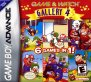 Game & Watch Gallery 4 (Game Boy Advance (GSF))