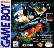 Batman Forever (Game Boy (GBS))