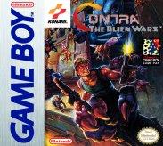 Contra - The Alien Wars  [Probotector 2] (Game Boy (GBS))