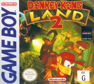 Donkey Kong Land 2 (Game Boy (GBS))