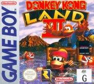 Donkey Kong Land III (Game Boy (GBS))