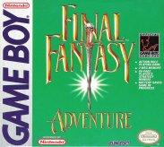 Final Fantasy Adventure  [Mystic Quest] (Game Boy (GBS))
