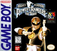 Mighty Morphin Power Rangers - The Movie (Game Boy (GBS))
