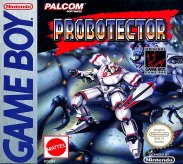 Operation C  [Probotector] (Game Boy (GBS))