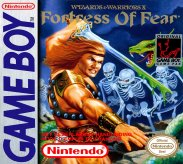 Wizards & Warriors Chapter X - Fortress of Fear (Game Boy (GBS))