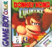Donkey Kong Country (Game Boy (GBS))