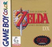 Legend of Zelda, The - Link's Awakening DX (Game Boy (GBS))