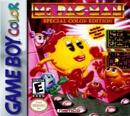 Ms. Pac-Man Special Color Edition (Game Boy (GBS))