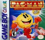 Pac-Man Special Color Edition (Game Boy (GBS))