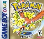 Pokemon Gold (Game Boy (GBS))