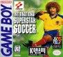 International Superstar Soccer (Game Boy (GBS))