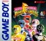 Mighty Morphin Power Rangers (Game Boy (GBS))
