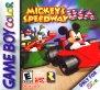 Mickey's Speedway USA (Game Boy (GBS))
