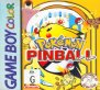 Pokemon Pinball (Game Boy (GBS))