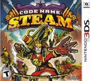 Code Name - S.T.E.A.M. (Nintendo 3DS (3SF))