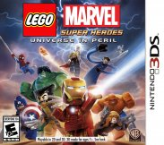 LEGO Marvel Super Heroes - Universe in Peril (Nintendo 3DS (3SF))