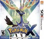 Pokemon X (Nintendo 3DS (3SF))