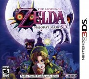 Legend of Zelda, The - Majora's Mask 3D (Nintendo 3DS (3SF))