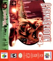 Carmageddon 64 (Nintendo 64 (USF))