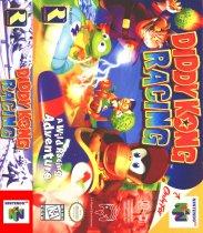 Diddy Kong Racing (Nintendo 64 (USF))