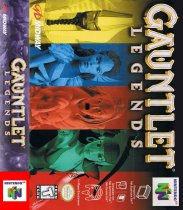Gauntlet Legends (Nintendo 64 (USF))