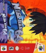 Mega Man 64 (Nintendo 64 (USF))