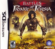 Battles of Prince of Persia (Nintendo DS (2SF))