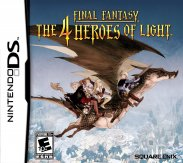 Final Fantasy - The 4 Heroes of Light (Nintendo DS (2SF))