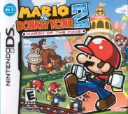 Mario vs. Donkey Kong 2 - March of the Minis (Nintendo DS (2SF))