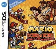 Mario vs. Donkey Kong - Mini-Land Mayhem (Nintendo DS (2SF))