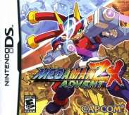 Mega Man ZX Advent (Nintendo DS (2SF))