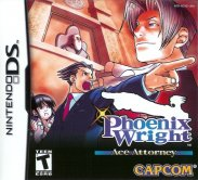 Phoenix Wright - Ace Attorney (Nintendo DS (2SF))