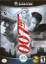 007 - Everything or Nothing (Nintendo GameCube (GCN))