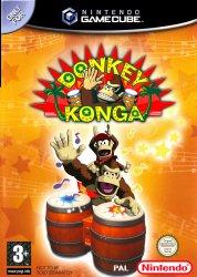 Donkey Konga (Nintendo GameCube (GCN))