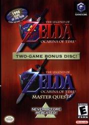 Legend of Zelda, The - Ocarina of Time & Master Quest (Nintendo GameCube (GCN))